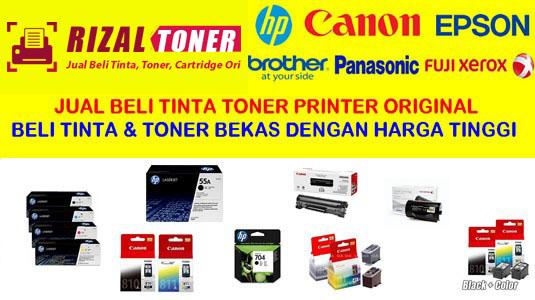 Jual Beli Cartridge Printer Bekas Original
